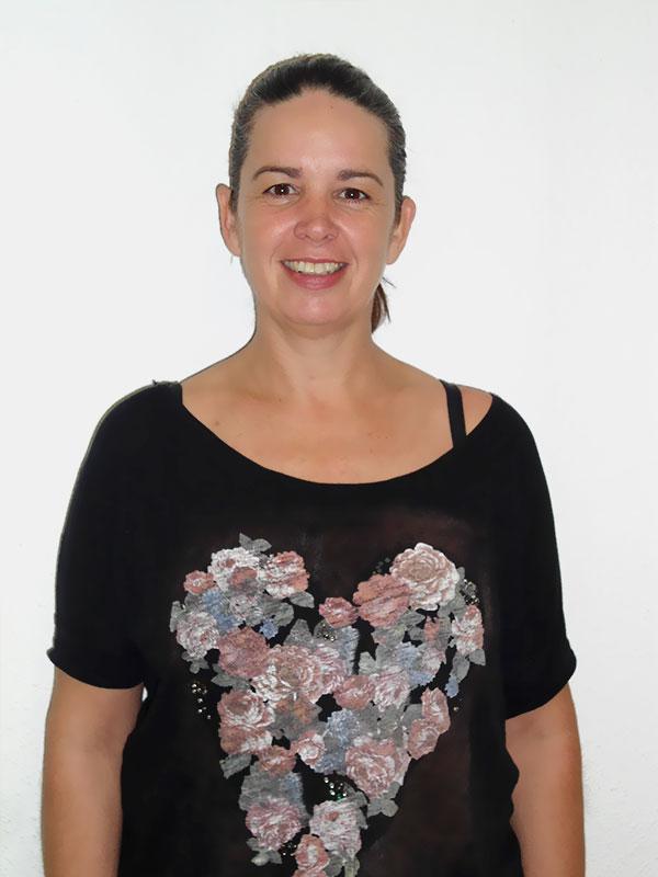 Toñi Cardona - Dirección Ejecutiva- Coordinadora Área de Planificación, RRHH y Gestión de Servicios.
