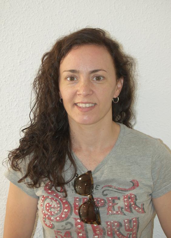 Sara Enrique Pineda - Vocal de la Junta Directiva de APNEEF
