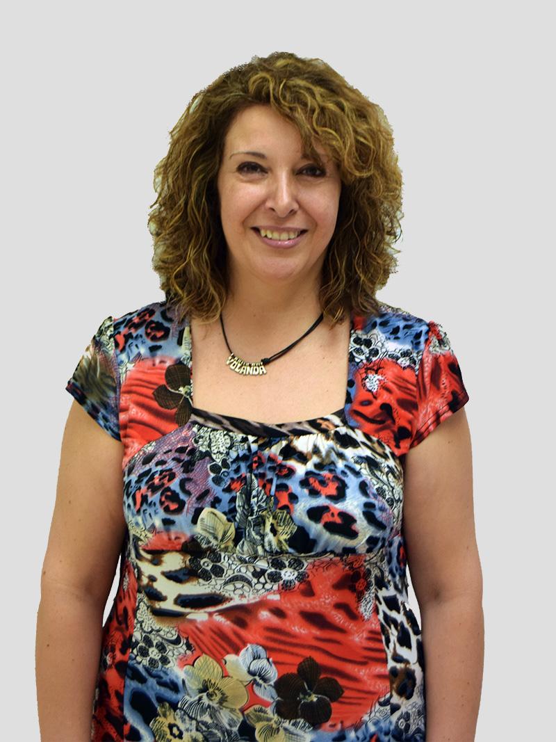 Yolanda Torres Ros - Vocal de la Junta Directiva de APNEEF