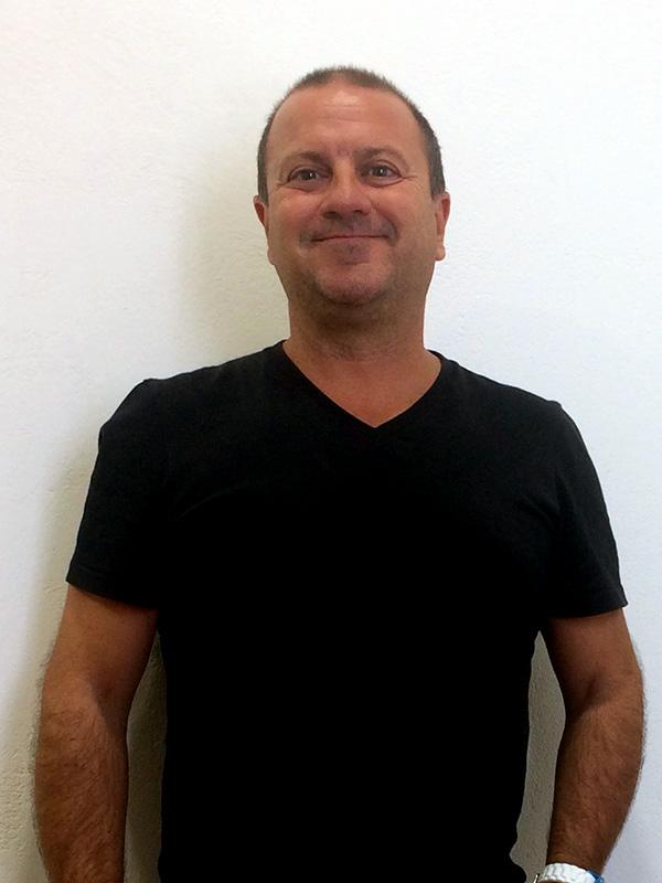 Paco Pérez - Psicólogo en Centro Creix de Formentera