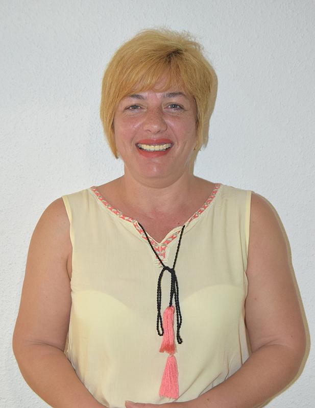 Mirela Maximet - Vocal de la Junta Directiva de APNEEF