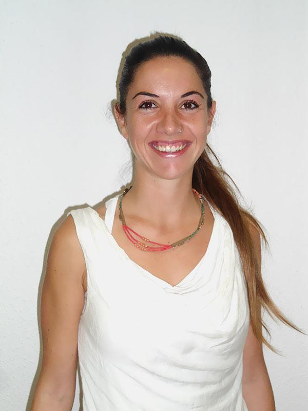 María Rodríguez Cubillas - Psicóloga