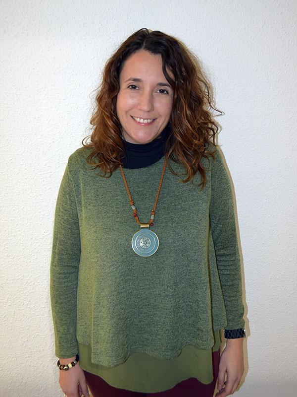 Ana Pallás - Psicóloga