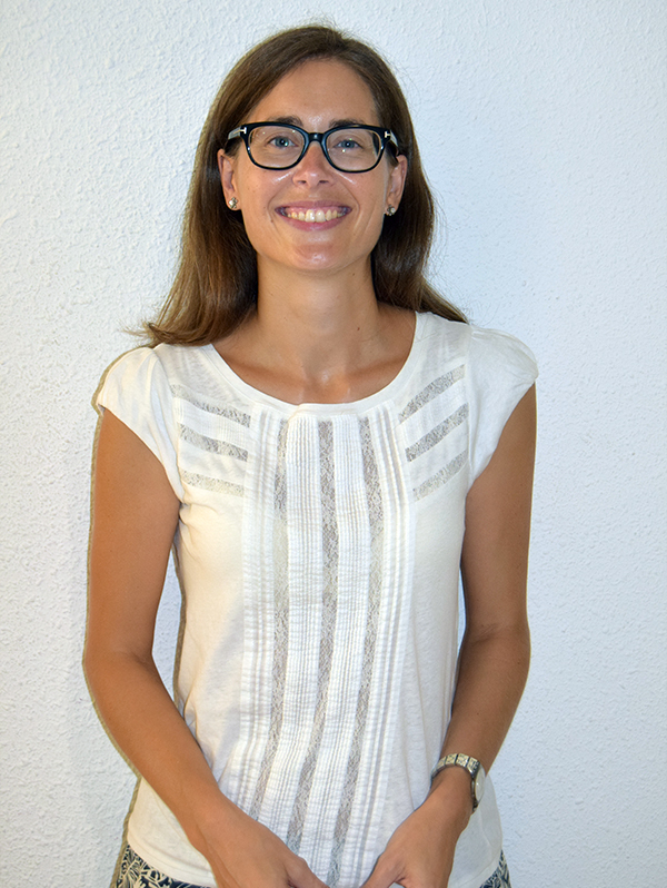 Inmaculada Carrascosa Hueso - Coordinadora Servicios Terapéuticos SEDIAP- Psicóloga
