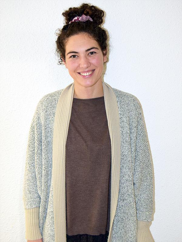Beatriz Hernández - Psicóloga