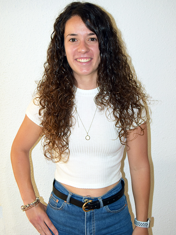 Tamara Cárdenas - Psicomotricista