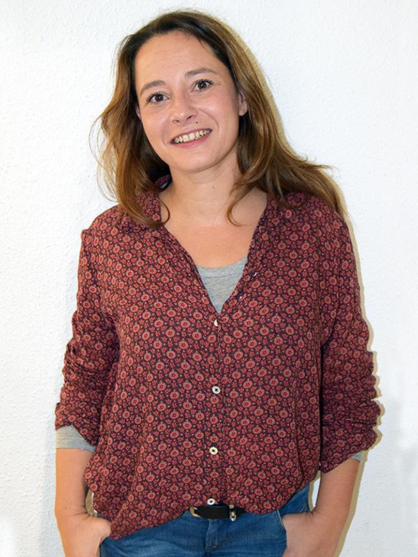 Natalia Francisco - Maestra de Audición y Lenguaje