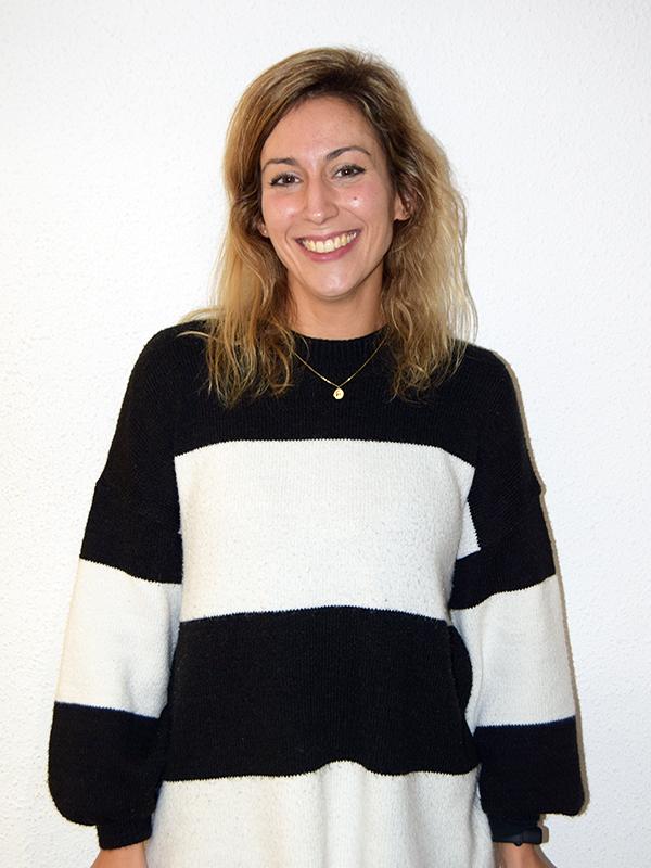 María José Ariza - Maestra de Audición y Lenguaje y Psicopedagoga