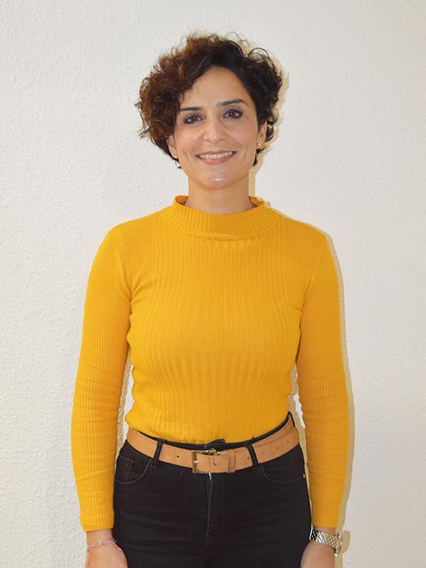 Libertad Reyes - Psicóloga