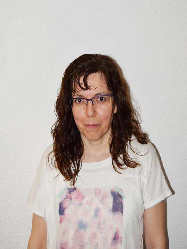 Rosa María Riera Torres - Vocal de la Junta Directiva de APNEEF