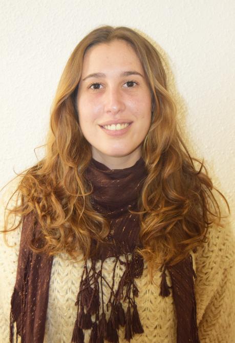Sílvia Chacón Mateos-Aparicio - Integradora social y coordinadora de ocio y tiempo libre