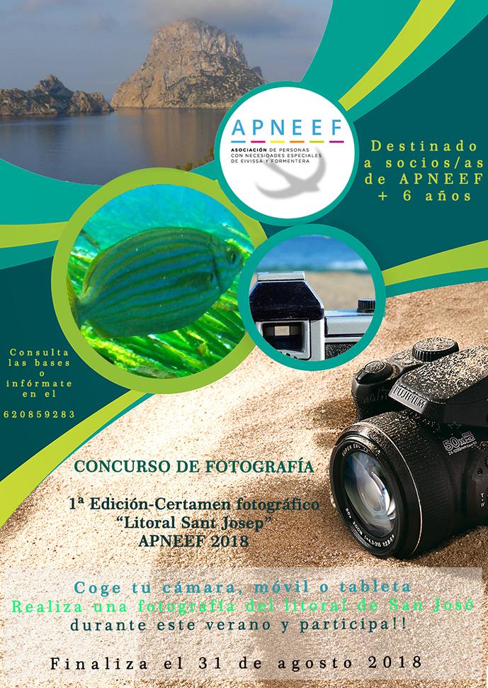 CONCURSO DE FOTOGRAFÍA PARA SOCIOS/AS DE APNEEF