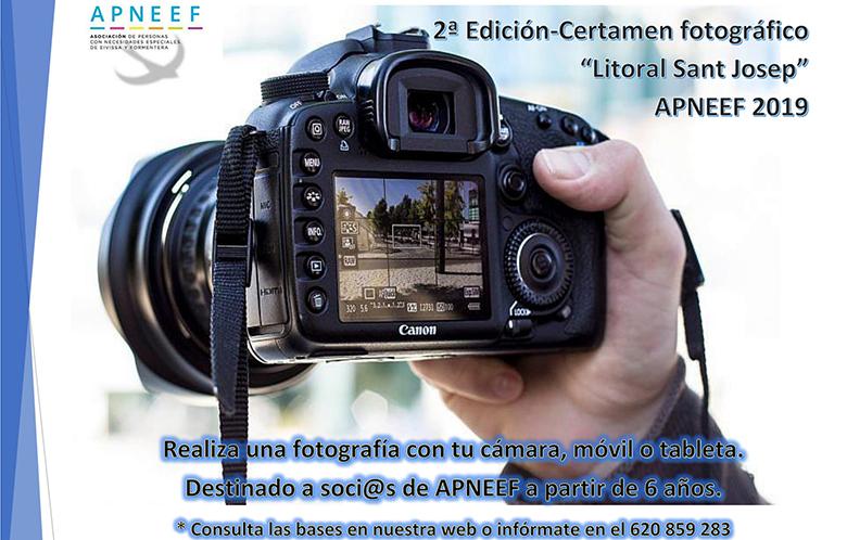 II CONCURSO DE FOTOGRAFÍA PARA SOCIOS Y SOCIAS DE APNEEF