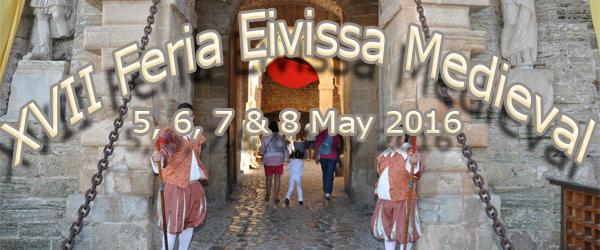 Salida de jóvenes al medieval de ibiza viernes 6 de Mayo